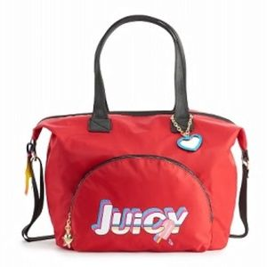Juicy Couture Speed Racer Weekender (Firm Price)